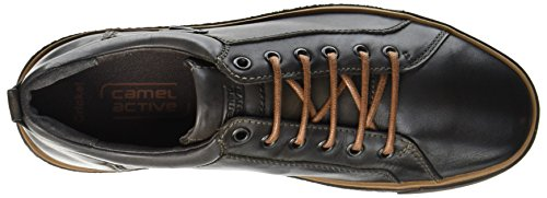 Camel Active Cricket 12, Sneakers Basses Homme Gris (Grey)