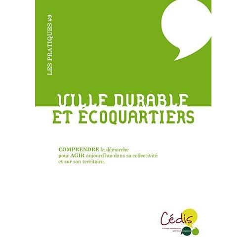 Ville durable et éco-quartiers