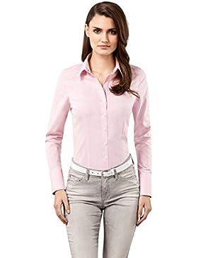 Vincenzo Boretti Camisa Mujer  Rosa Claro ES 44 (DE 42)