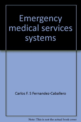 Emergency medical services systems: A guide to information sources (Gale info...