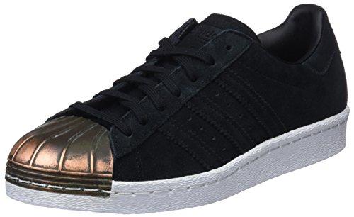 size 40 06ea2 084c9 Adidas Superstar 80S MT W, Zapatillas de Deporte para Mujer, Rojo  Granat Ftwbla