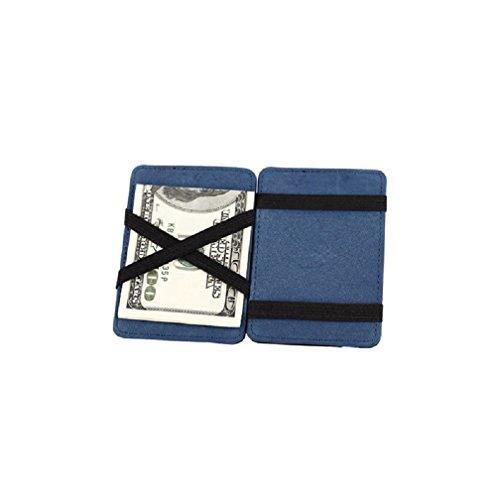 Portafoglio Magico in simili cuoio - magic wallet Credit Card