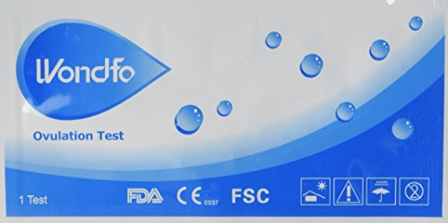 Wondfo One Step Ovulation (LH) Test Strips,...