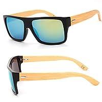 نظارة شمسية باطار ممصنوع يدويا وعدسات بولارايزد للجنسين
