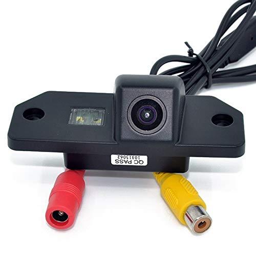 Ford Focus sedan C-Max Mondeo Mk II cámara de visión trasera LED color visión nocturna líneas