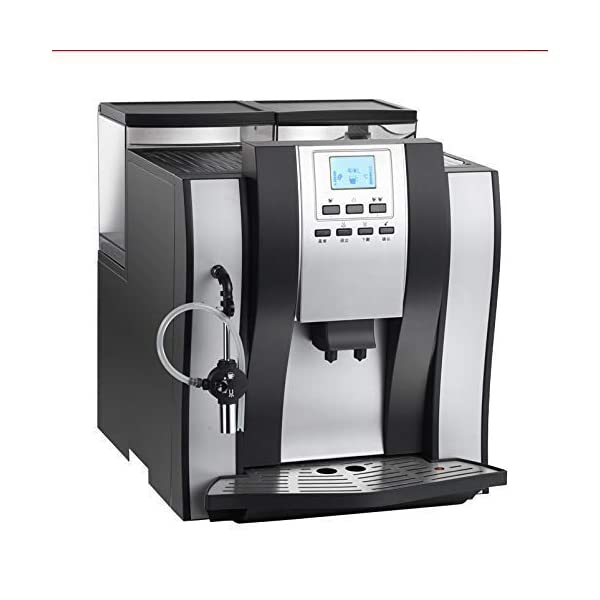 ALDXC16-ME-709,Italian Coffee Machine Home Full Automatic Commercial use of Grinding Beans to Make Milk Bubbles 41aa0GmVhLL