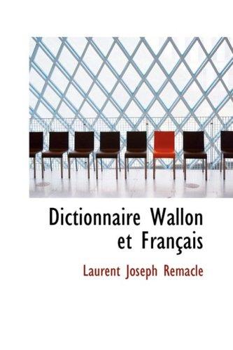 Dictionnaire Wallon et Français