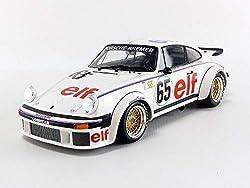 Minichamps 155766465 1:18 934 - Wollek-Pironi-Beaumont - 24H Le Mans 1976, Multi