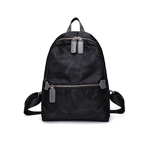Zaino in nylon/Borsa di tela impermeabile del panno di Oxford/ elegante borsa versatile/Sacchetto di scuola/zaino-B B