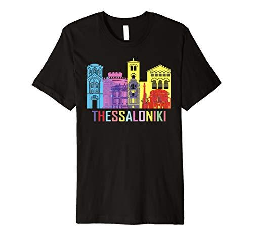 Thessaloniki Griechenland Greece T-Shirt