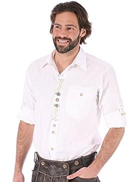 Orbis Trachtenhemd Benno weiss