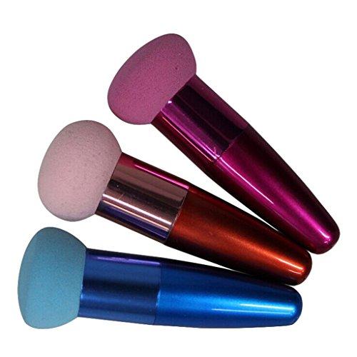 1 pcs Professional liquide Crème Fond de teint Make Up blender éponge Brosse Applicateur Couleur aléatoire
