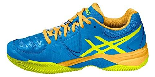 Blue Competition Powder padel Asics flash Tennisschuhe Yellow Sg nectarine 2 Damen Gel Zp8Swa