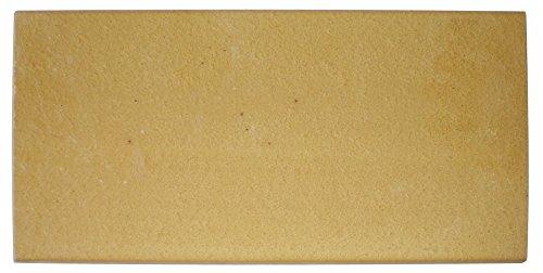Preisvergleich Produktbild 60x30x3 cm Schamottplatte Schamottstein Schamott Schamotte Kamin Kaminofen