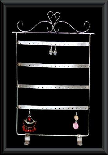 Portagioielli hannover argento catena orecchino supporto orecchino espositore porta orecchini espositore porta gioielli, portagioielli orecchini bracciale collana portagioielli presentazione per collane bracciali, espositore porta gioielli, gioielli collana bracciale supporto busto busto