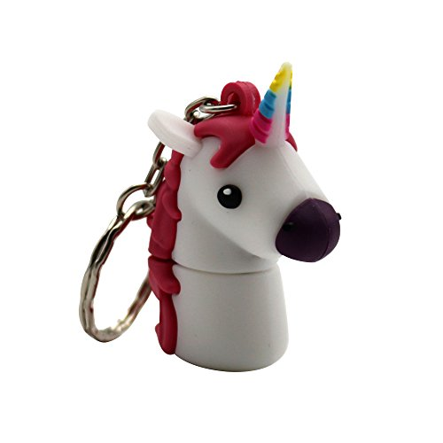 Dbigness-mignon-Licorne-Cheval-PVC-USB-20-Flash-Drives-Cadeau-humoristique-Dessin-anim-Cl-USB