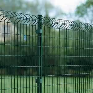 Bekafor-Classic173cm grün Zaunfeld B 200 cm