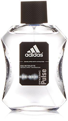adidas Dynamic Pulse Eau de Toilette 100 ml, 1er Pack (1 x 100 ml)