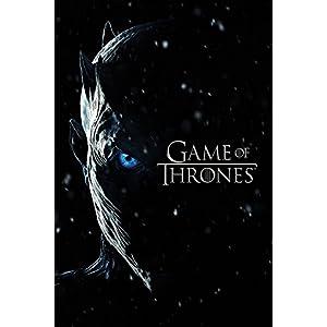 Grupo Erik Editores Poster Game Of Thrones Season 7 Night King 6