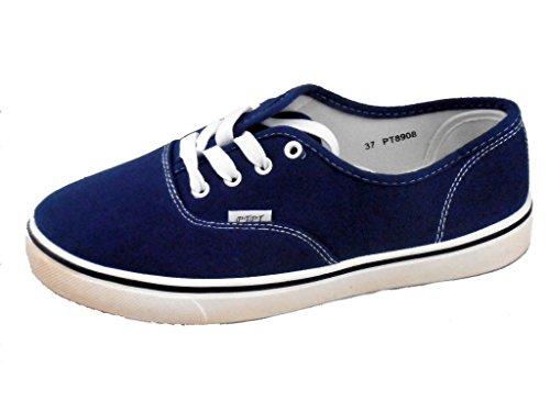Rebelde , Damen Sneaker Marineblau