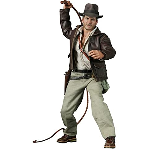 Indiana Jones figurine 1/6 Indiana Jones MMS DX 30