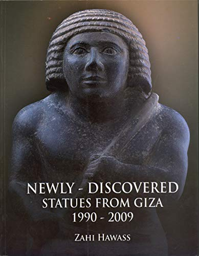 Newly-Discovered Statues from Giza, 1990a 2009