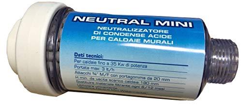 WK Filtro neutralizzatore di condensa 3/4
