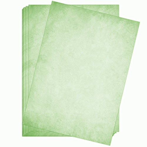 Waldbach über Steine Motivpapier Briefpapier Bach-5176, DIN A4, 25 Blatt