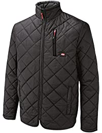 Lee Cooper Workwear Quilted Jacket, XXL, schwarz, LCJKT436