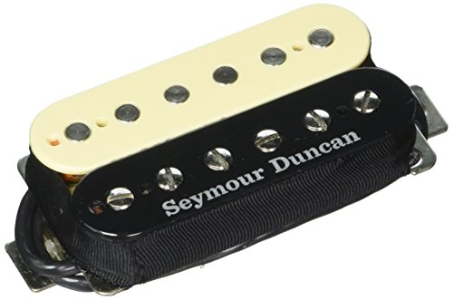 Seymour Duncan SH-4 JB Model Humbucker (Zebra) (Cover Duncan Nickel Seymour)