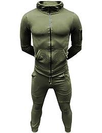 Men's Clothing Supply Givova Tracksuit Mens Football Training Bottoms Half Zip Top Jumper Gym Fitness Activewear