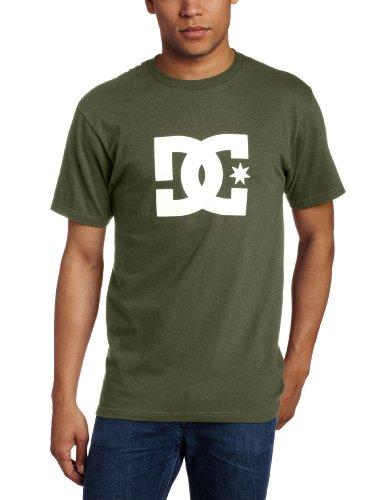 DC Shoes Herren T-Shirt Star military