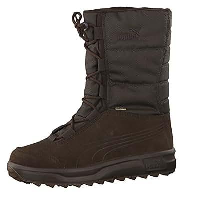 Puma Borrasca III GTX Unisex Boots, Stiefel Farbe: Dunkelbraun; Größe: EUR 42 | US 9 | UK 8