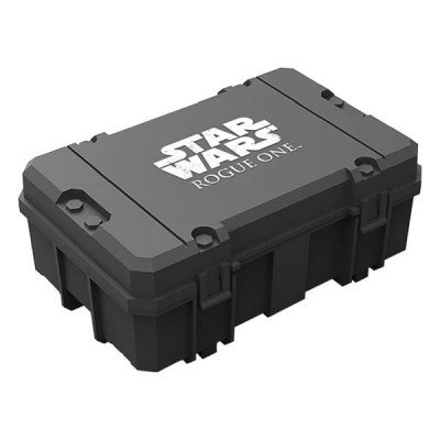 Topps Stars Wars Rogue One Collectors Case With 39 Trading