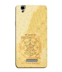 PrintVisa Designer Back Case Cover for YU Yureka :: YU Yureka AO5510 (Spiritual Hindu)