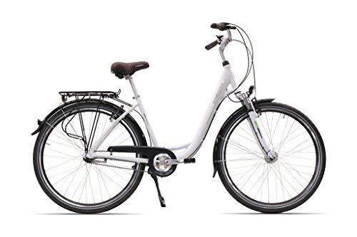 Hawk City 3-G Fahrrad Wave White 26 Zoll