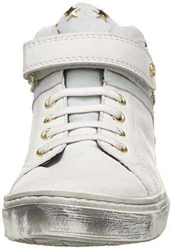 Naturino - 3968, Sneaker Bambina Bianco (Blanc (Bianco))