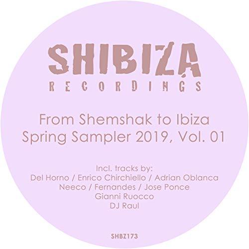 From Shemshak to Ibiza, Spring Sampler 2019, Vol. 01