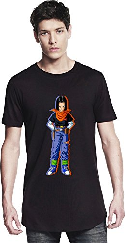 Android 17 Long T-shirt Small