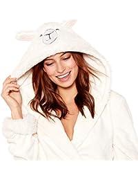 f3c53d24b39 Amazon.co.uk  Lounge   Sleep - Dressing Gowns   Nightwear  Clothing