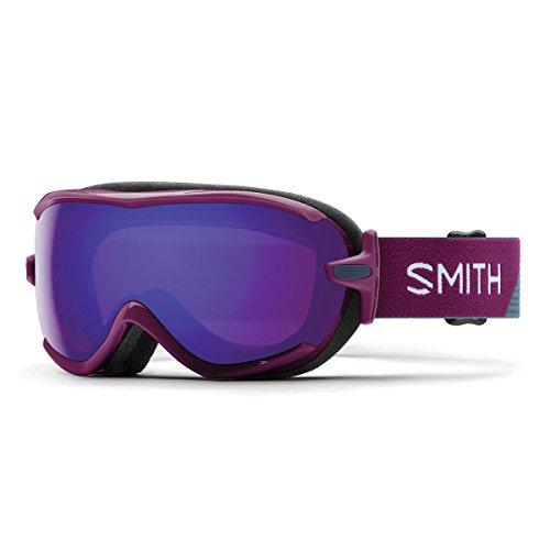SMITH Virtue Sph Masque de Ski Femme, Grape Split, Taille Unique