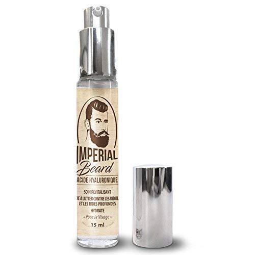 Pflege Gesicht für Herren Imperial Beard. Serum Säure hyaluroniqure