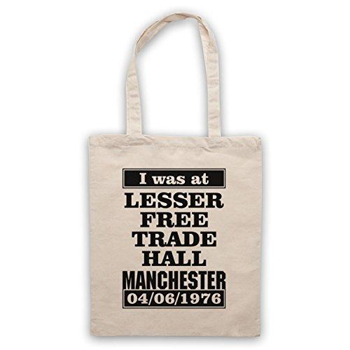I Was At Lesser Free Trade Hall Manchester Umhangetaschen Naturlich