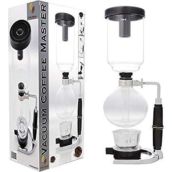 Bodum Pebo 8-Cup Vacuum Coffee Maker - 1 L/34 oz: Amazon co uk