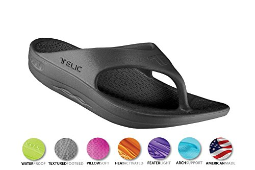 telic-unisex-voted-best-comfort-shoe-arch-support-recovery-flipflop-sandal-bonus-pumice-stone-49-val