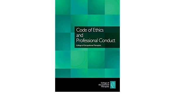 Code of Ethics and Professional Conduct: Amazon co uk: College of