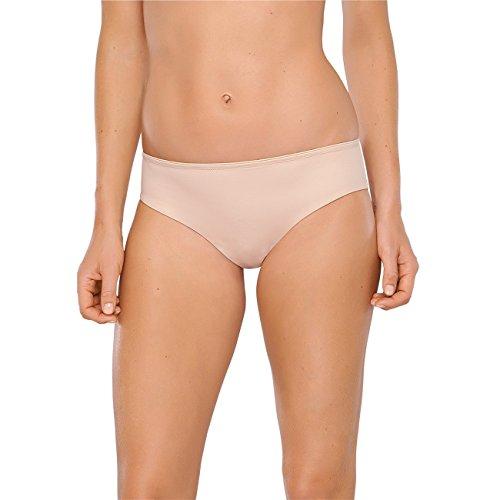 SCHIESSER Damen Tai Slip Pure Effect 3er Pack Nude (410)