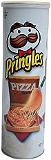 Pringles Potato Chips - Pizza Flavor, 158 grams