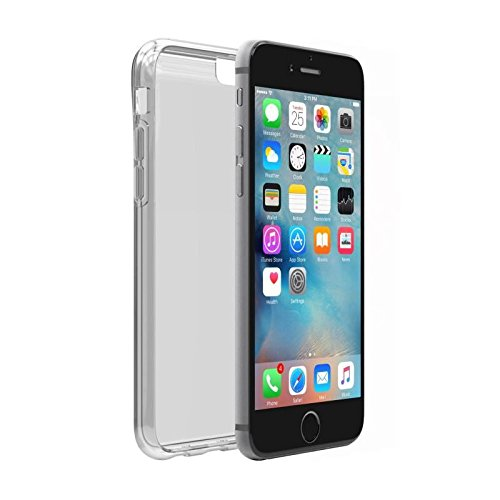 Otterbox Clearly Protected Skin Tasche für iPhone 6/6S, Transparent (Skin Iphone 6 Otterbox-case)