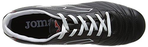 Joma Aguila Gol, Chaussures de Football Mixte Adulte Noir (Black)